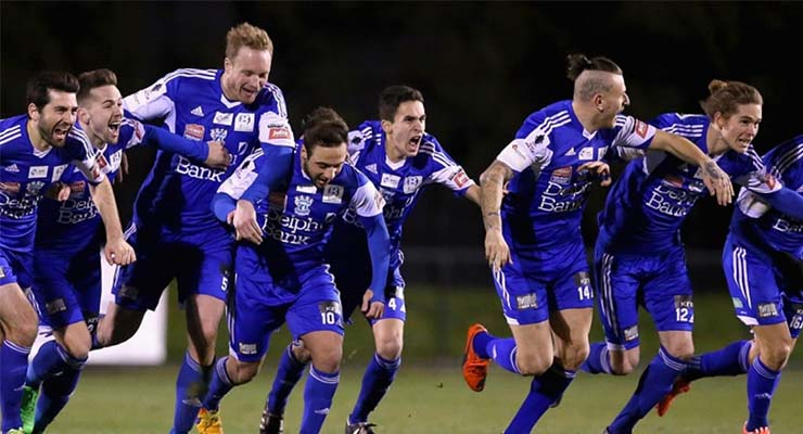Soi kèo Melbourne Knights vs Oakleigh Cannons 9/7