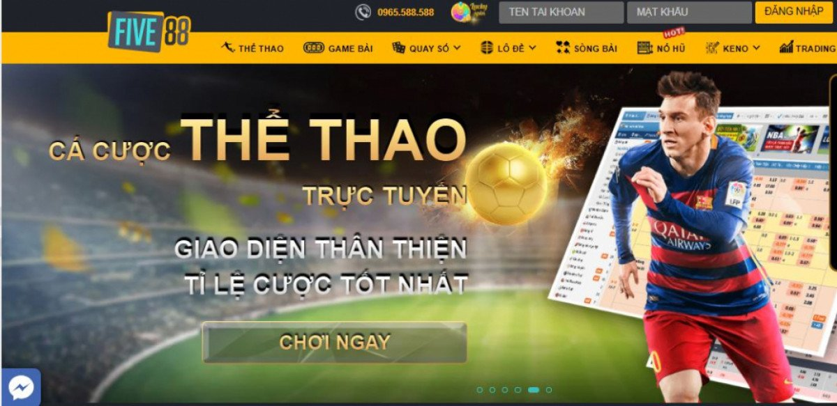 T-thể thao FIVE88