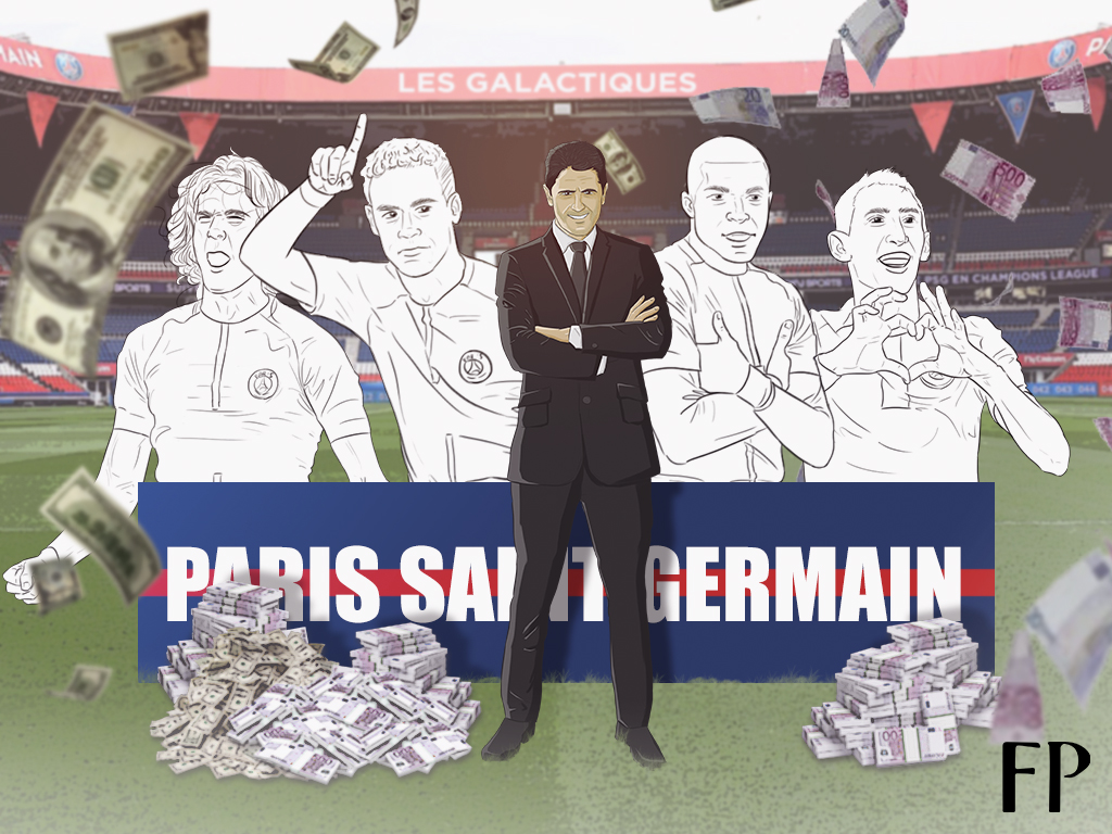 Is it true that PSG is the one who should be hated for spending so much money?