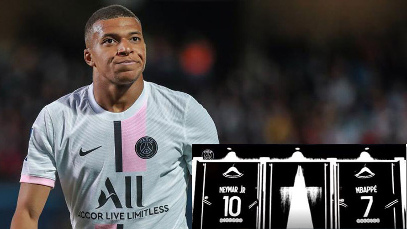 Could the PSG trailer be offside at the end of this summer?